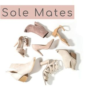 Sweet solemates are in these parts!